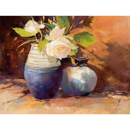 Pots and Roses